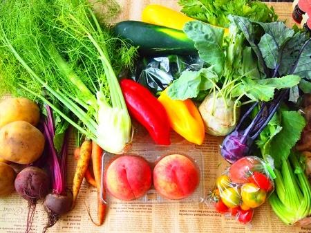 ニキビ改善と野菜