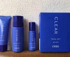 オルビス薬用クリアトライアルセット