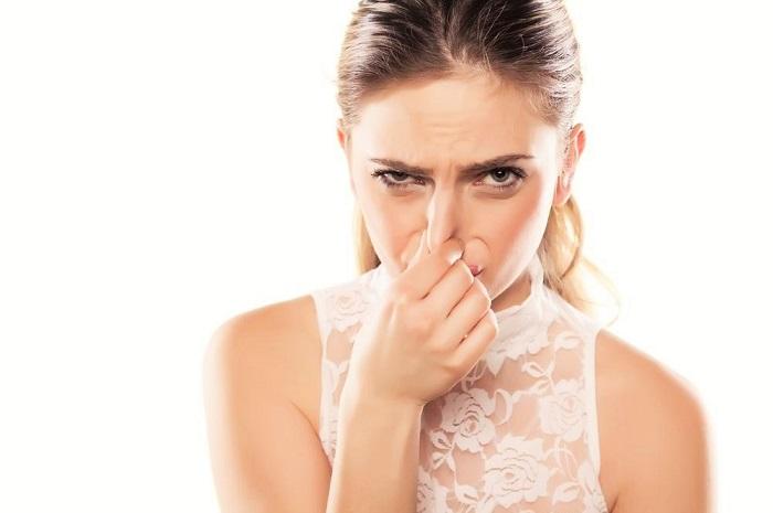 鼻ニキビが臭い原因