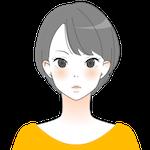 ニキビ女子
